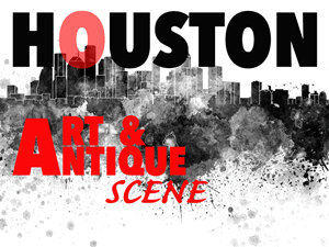 Houston Antique Art Scene