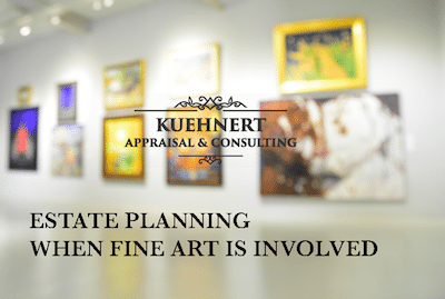 Estate Planning With Fine Art